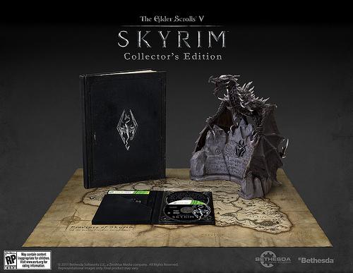The Elder Scrolls V Skyrim: annunciata la Collector's Edition