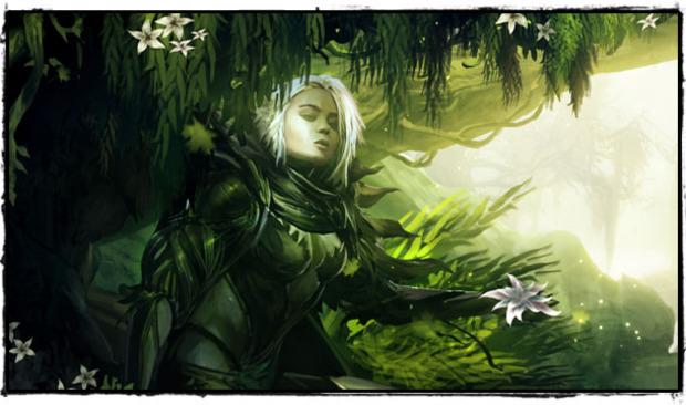 Guild Wars 2: la prossima settimana approfondimenti sui Sylvari
