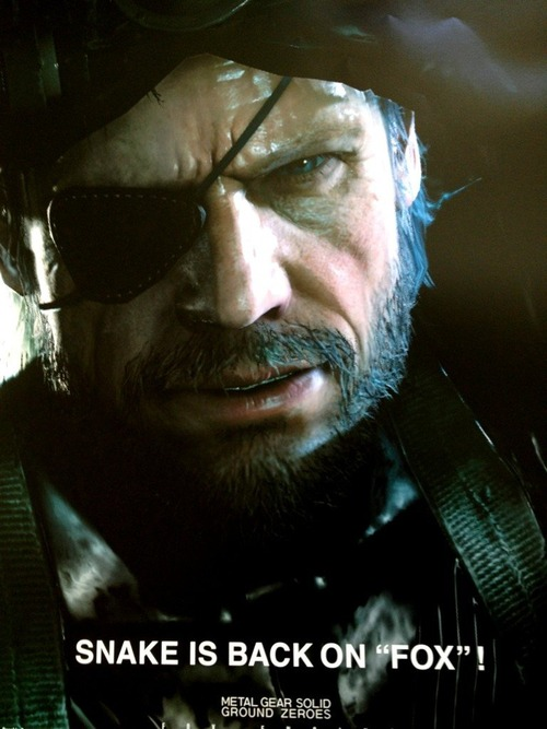 Metal Gear Solid: Ground Zeroes: Snake non è così anziano come sembra