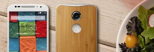 Motorola Moto X: rilasciata una nuova pubblicità - Notizia