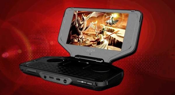 Panasonic annuncia Jungle, console portatile per il gioco online
