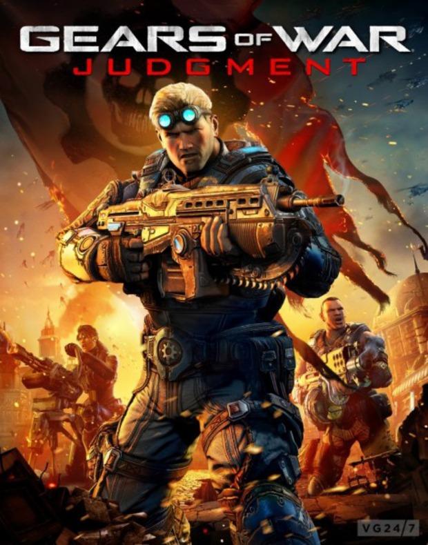 Nuovo artwork per Gears of War: Judgment