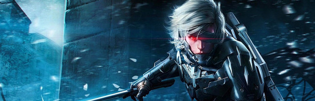Metal Gear Rising 2: il logo del gioco compare in un video mostrato al Taipei Game Show