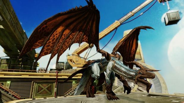 Crimson Dragon: nuove informazioni per il Silvertail