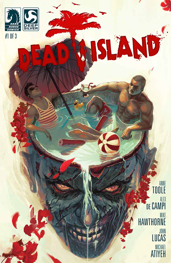 Dead Island: disponibile il primo numero del fumetto