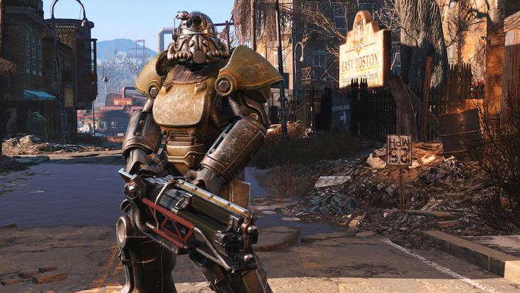 Fallout 4: Bethesda parla della tecnologia grafica