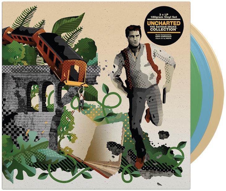 Uncharted The Nathan Drake Collection : in arrivo la colonna sonora su vinile