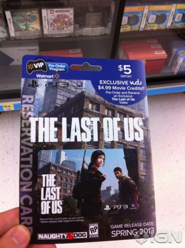The Last of Us uscirà in primavera?