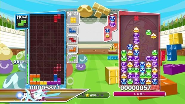 Puo Puyo Tetris: nuovi screenshot
