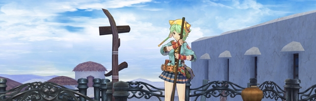 Atelier Shallie Alchemists of the Dusk Sea giudicato dall'ESRB