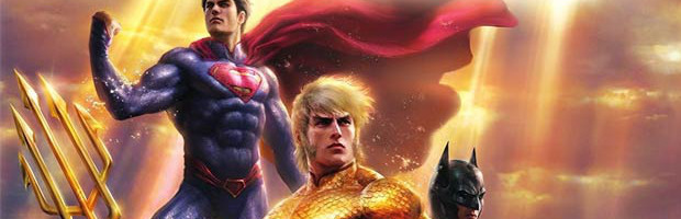 Justice League: Throne of Atlantis, due nuove clip online