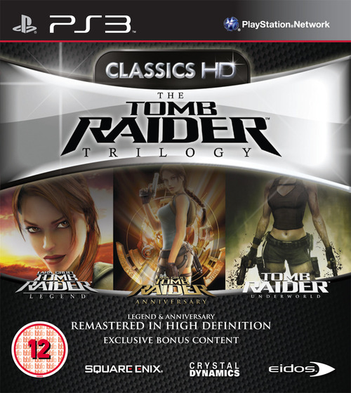 Tomb Raider Trilogy: cover e nuove info