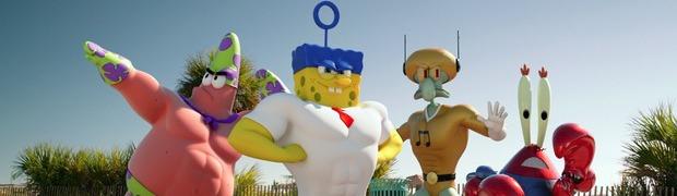 SpongeBob HeroPants: pubblicate nuove immagini