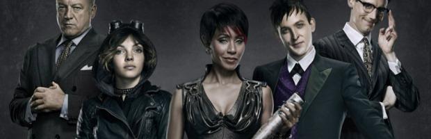 Gotham: online quattro nuove clip da 'The Fearsome Dr. Crane'
