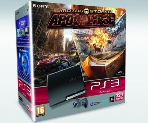 Motorstorm: Apocalypse: un bundle PS3 al lancio europeo