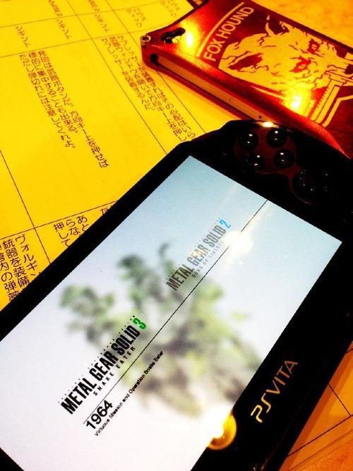 Metal Gear Solid HD Collection: Kojima ci aggiorna sullo sviluppo della versione per PS Vita