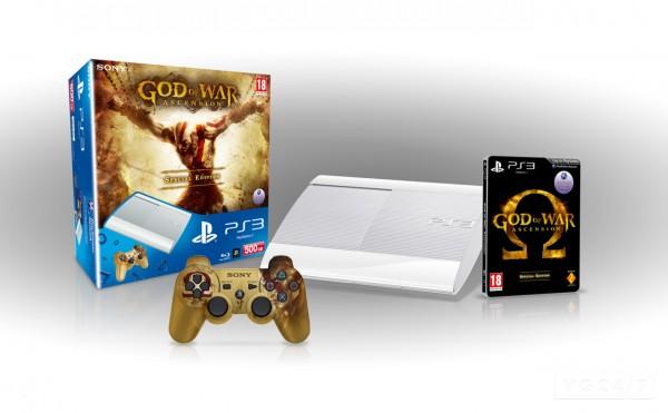 God of War Ascension: annunciato un bundle console in Europa