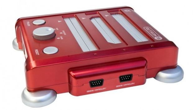 RetroN 4, la console retrogaming universale per NES, SNES, Game Boy Advance e Sega Genesis