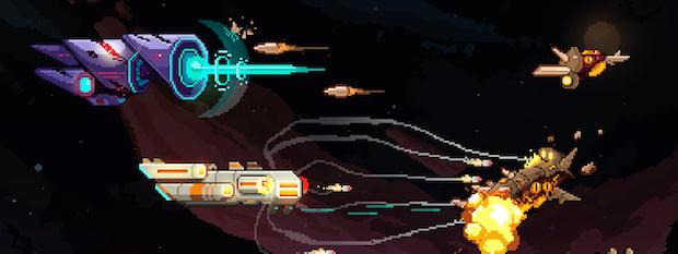 Partirà il 10 marzo la campagna Kickstarter di Halcyon 6 Starbase Commander