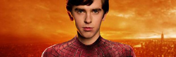 Spider-Man: Freddie Highmore vuole interpretare il personaggio