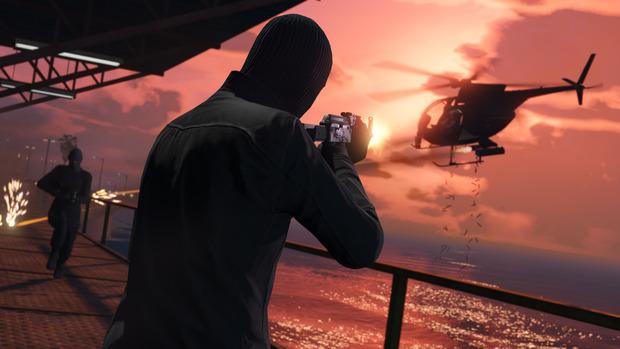 Nuove immagini dell'aggiornamento Rapine di GTA Online