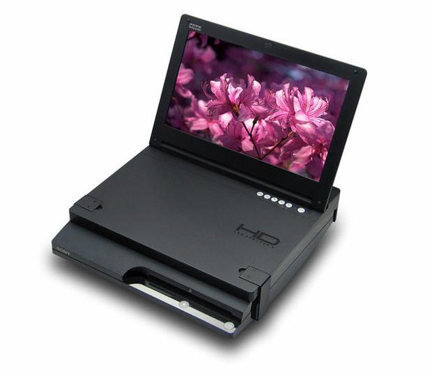 PlayStation 3, Hori crea lo schermo LCD portatile