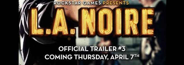 LA Noire: terzo video gameplay domani, 7 Aprile