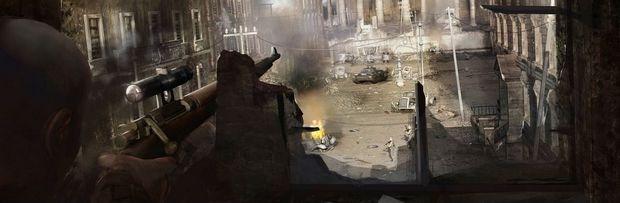 505 Games annuncia Sniper Elite V2