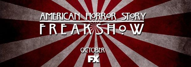 American Horror Story Freak Show: un poster, immagini dal set di Sarah Paulson ed un nuovo teaser - Notizia