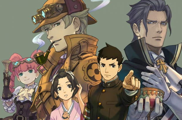 The Great Ace Attorney: tre diverse limited edition in onore di Sherlock Holmes