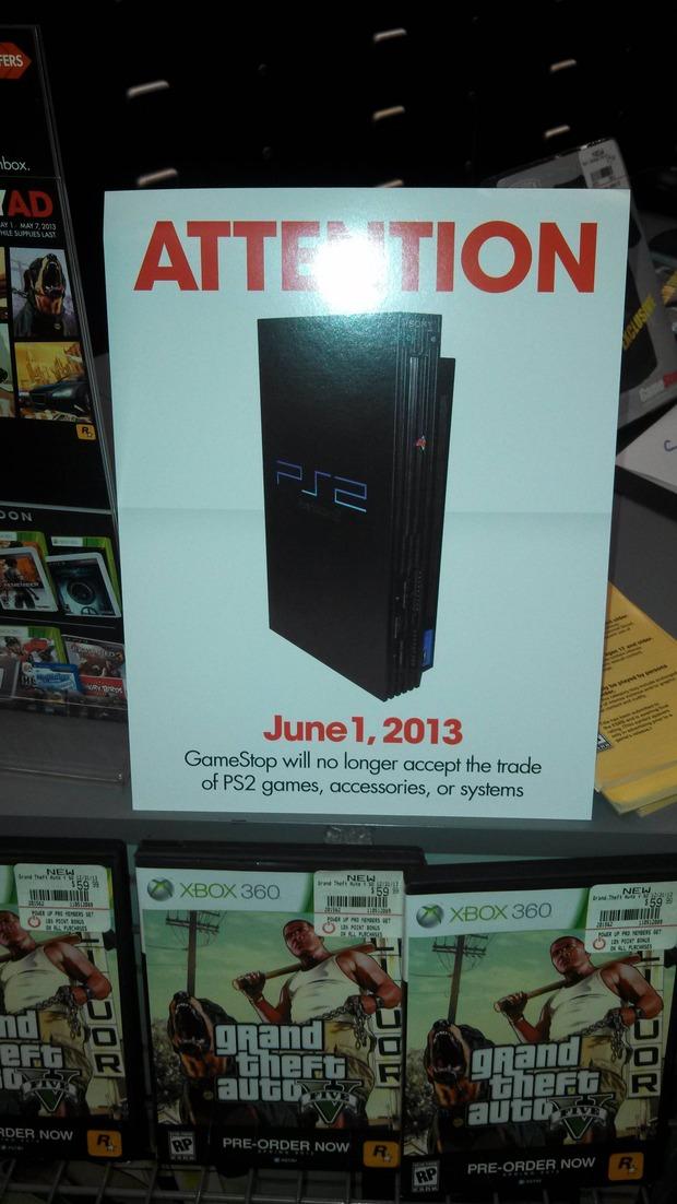 Gamestop non accetterà più PlayStation 2 in permuta dal 1 giugno