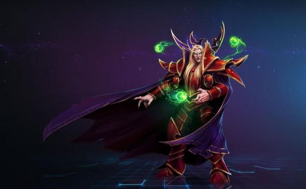 Kael'thas Sunstrider è il nuovo eroe di Heroes of the Storm