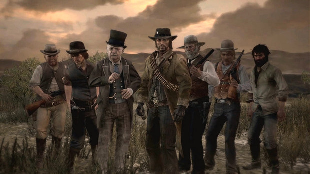 Red Dead Redemption, il cortometraggio online in esclusiva su IGN
