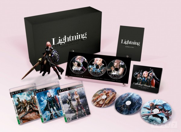 Lightning Returns: Final Fantasy 13, annunciata l'Ultimate Box Edition