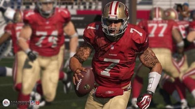 Madden NFL 15: prima immagine del gioco