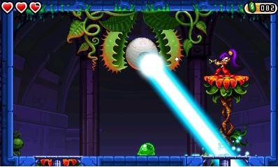 Shantae and the Pirate's Curse si mostra in una nuova immagine