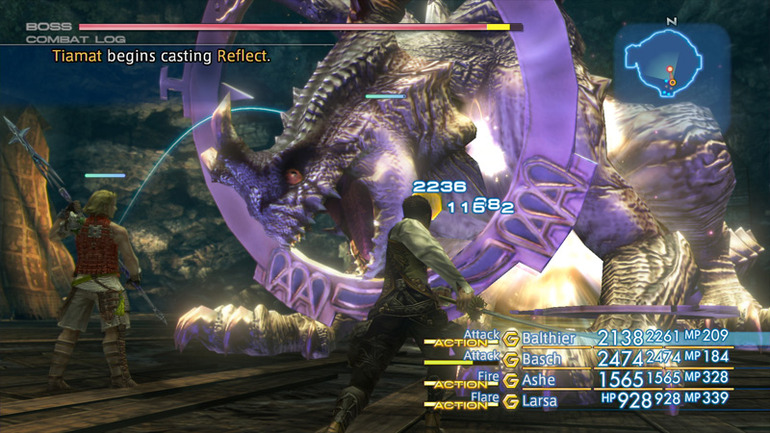 Final Fantasy XII The Zodiac Age annunciato per PlayStation 4