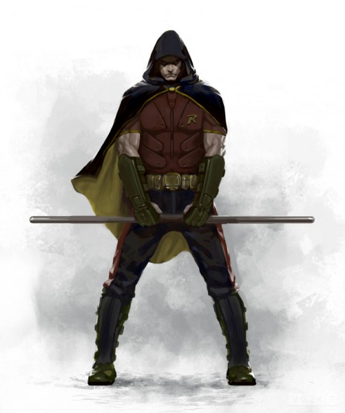Batman Arkham City: nuovi dettagli per Robin