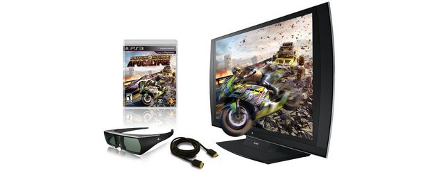Schermo 3D PlayStation: Sony sostituisce Resistance 3 con Motorstorm Apocalypse nel bundle