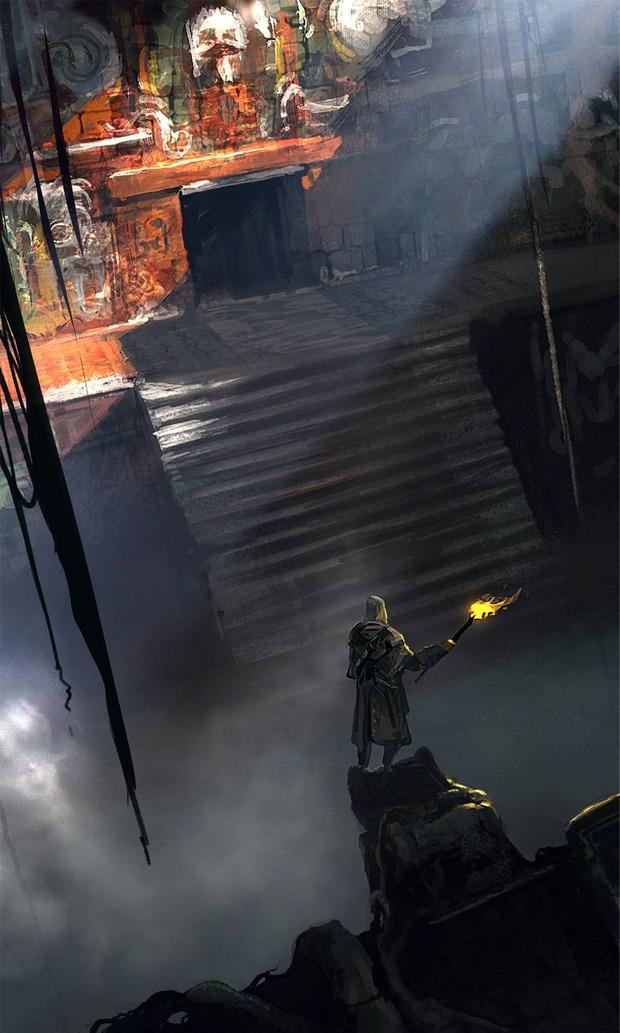 Assassin's Creed IV Black Flag: pubblicati nuovi e spettacolari artwork