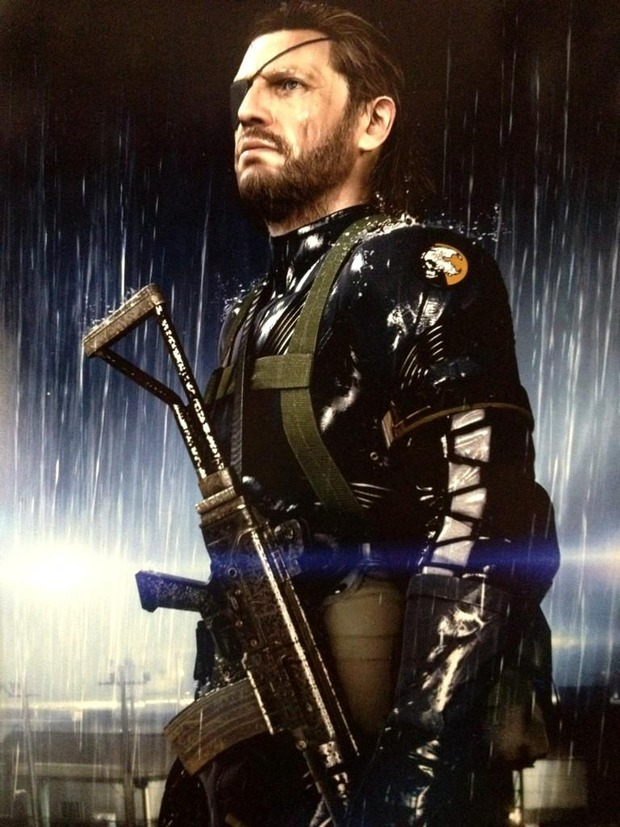 Metal Gear Solid: Ground Zeroes: nuova immagine per Snake
