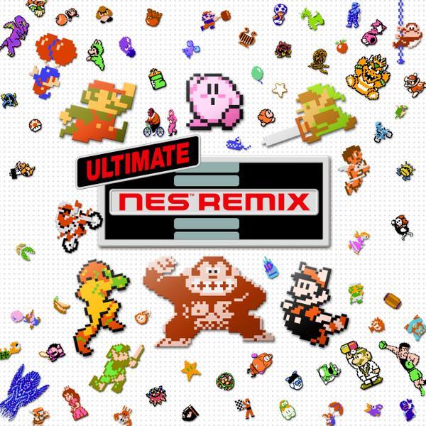 Ultimate NES Remix in Europa a novembre