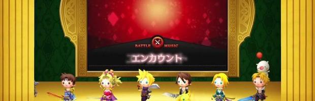 Theatrhythm Final Fantasy Curtain Call: nuove canzoni in arrivo