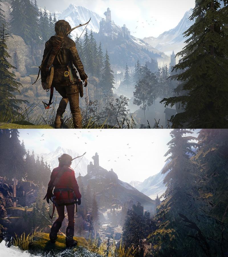 Rise of the Tomb Raider: prime immagini della versione Xbox 360