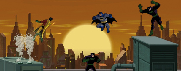 Batman: The Brave and the Bold - recensione - Wii