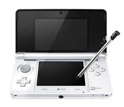 Nintendo 3DS: bundle con console rosa e bianca disponibili in Europa dal 18 Novembre