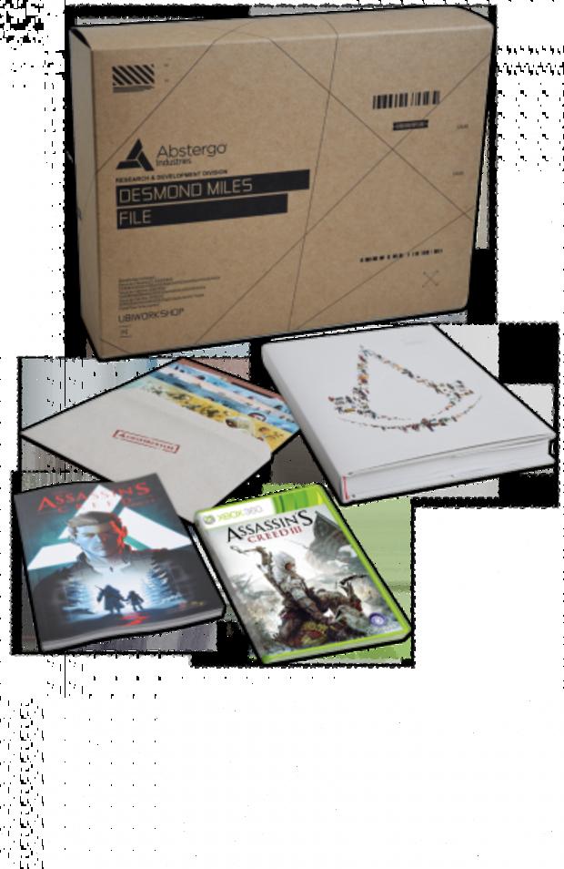 L'UbiWorkshop Edition di Assassin's Creed 3 sarà disponibile anche per la versione PC