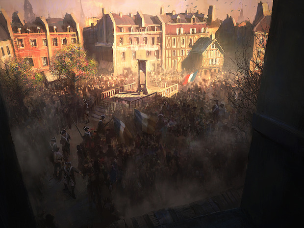 Assassin's Creed Unity: nuovi screenshot e artwork
