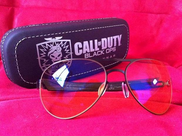 Call of Duty: Black Ops - arrivano gli occhiali ufficiali