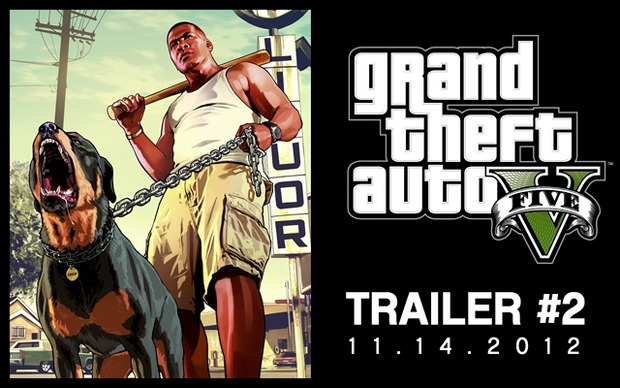 GTA 5: il secondo trailer online la prossima settimana